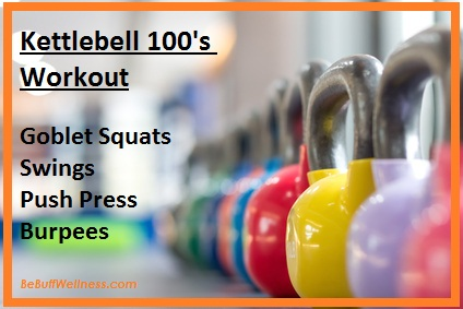 Kettlebell workout